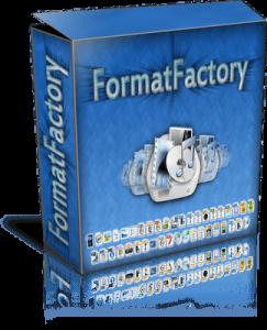 تحميل محول الصيغ فورمات فاكتوري 2015 Format Factory برابط مباشر