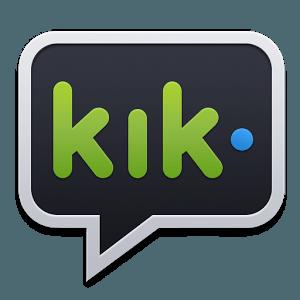 تحميل تطبيق Kik Messenger APK IOS للاندرويد والايفون وويندوز فون