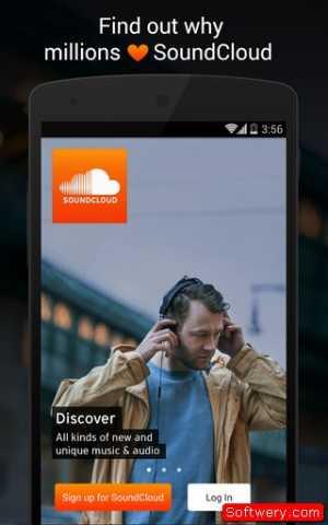 SoundCloud 2015 apk - www.softwery.com Image00011