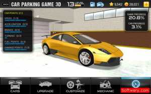 Car Parking Game 3D 2015 - www.softwery.com Image00001