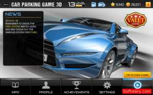 Car Parking Game 3D 2015 - www.softwery.com Image00005