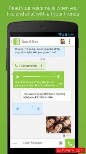 Libon – Free Calls & Voicemail اتصال مجاني عبر الانترنت 2015 - www.softwery.com Image00004
