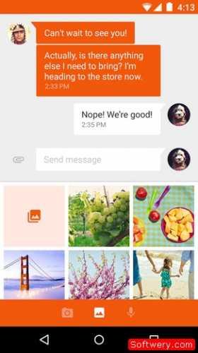 تحميل دردشة جوجل Messenger الجديد