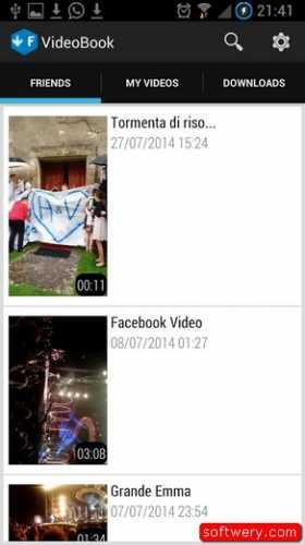 تحميل تطبيق التنزيل من الفيس بوك