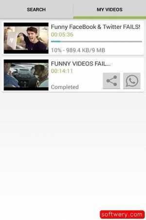تحميل برنامج تحميل الفيديو اندرويد