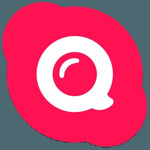 تحميل تحديث تطبيق Skype Quik APK مع حفظ الفيديو اندرويد