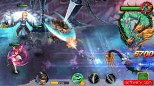 تحميل لعبة Immortal Odyssey الاونلاين اندرويد