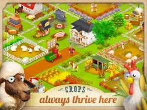 تحميل وتهكير لعبة hay day 2015 هاي داي للاندرويد