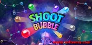 تحميل لعبة shoot bubble للاندرويد