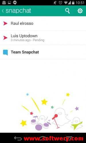 تحميل برنامج snapchat للايباد