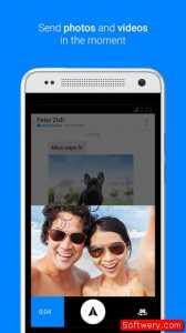 التحديث الجديد تطبيق Facebook Messenger دعم الحسابات المتعددة - softwery.com - Image00002