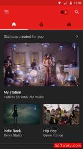 تحميل تطبيق YouTube Music أضخم مكتبة موسيقية في جوجل اندرويد و أيفون - www.softwery.com Image00001