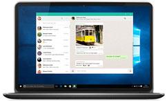 صورة برنامج واتس اب Official Whatsapp.exe للكمبيوتر الاصدار الرسمي