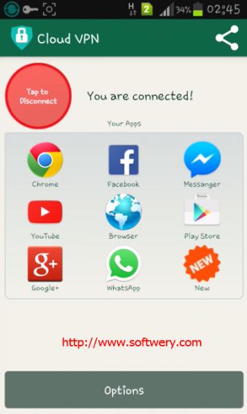 تحميل برنامج لفك حظر الواتس اب