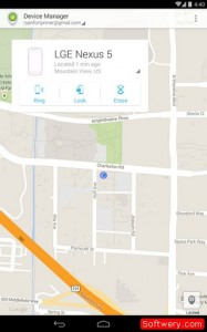 Android Device Manager APK  - www.softwery.com -Image00007