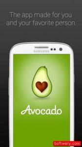 Avocado - Chat for Couples apk - softwery.com Image00006