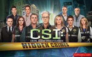 CSI  Hidden Crimes APK 2014  - www.softwery.com Image00001