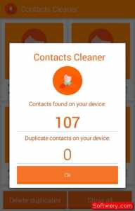 Cleaner Contacts 2015 apk - www.softwery.com Image00005