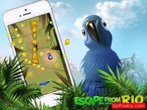Escape From Rio - Blue Birds 2014 APK  - www.softwery.com - Image00001