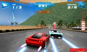 Fast Racing 3D 2014 Apk - softwery.com00002