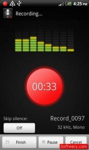 Smart Voice Recorder APK  - www.softwery.com - Image00001