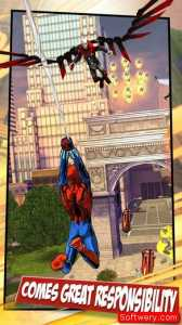Spider-Man Unlimited APK 2014  - www.softwery.com Image00004