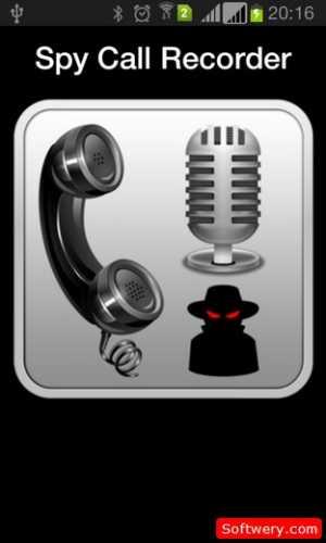 تحميل برنامج تسجيل المكالمات للاندرويد Spy Call Recorder
