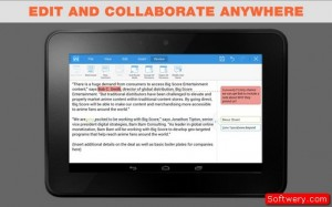 WPS Office 2015 apk - www.softwery.com Image00003