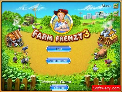 تحميل لعبة المزرعة السعيدة للأندرويد والايفون Family Farm Android